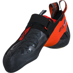 La Sportiva Skwama Klatresko Herrer, sort/orange